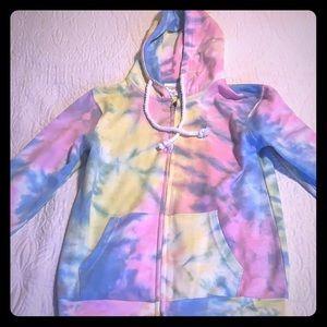 BNWT, Tie dye hoodie! Super cute!